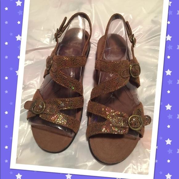 a8c6aee73f0 Dansko Shoes - Dansko Jameson Carnival Sandals 37 6.5 to 7 NEW